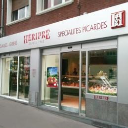 Héripré Volailles Commerçant Amiens